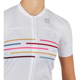 Sportful Vélodrome Short Sleeve Jersey Women, white